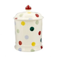 Emma Bridgewater Polka Dot 1 Pint Storage Jar