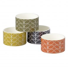 Orla Kiely Linear Stem Ramekin Set