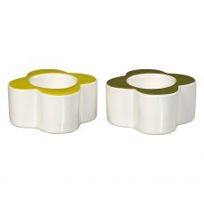 Orla Kiely 70s Oval Flower Egg Cups