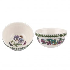 Botanic Garden Seconds 5.5inch Stacking Bowl No Guarantee of Flower Design
