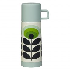 Orla Kiely 70's Oval Flower Flask