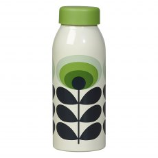 Orla Kiely 70s Flower Oval Insulated Bottle