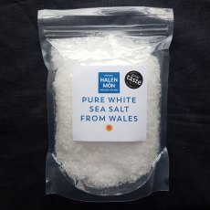 Halen Mon  Pure White Sea Salt 1kg