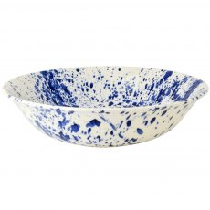 Emma Bridgewater Blue Splatter Large Dish