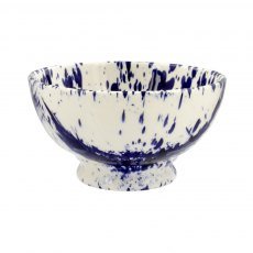 Emma Bridgewater Blue Splatter French Bowl