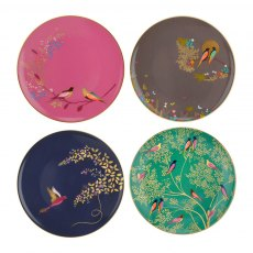 Sara Miller Chelsea Collection Cake Plates