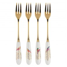 Sara Miller Chelsea Collection Pastry Forks