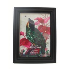 Miss Etoile Classic Black Picture Frame