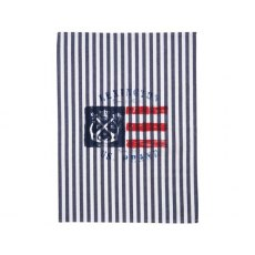 Lexington Kitchen Towel Set Blue/Red