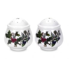 The Holly & The Ivy Salt & Pepper Pots