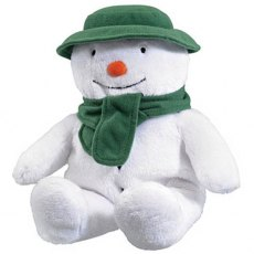 The Snowman Cuddly Toy