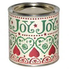 Joy Treacle Tin Scented Candle