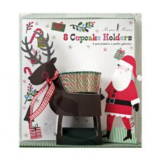 Merry & Bright Cupcake Holder