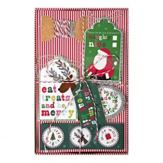 Merry & Bright Chrismas Treat Kit