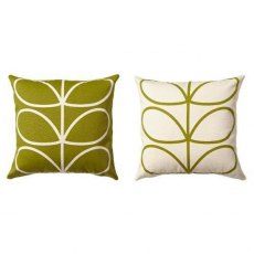 Orla Kiely Cushion Apple Linear Stem