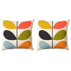 Orla Kiely Multi Stem Cushion 45 x 45cm