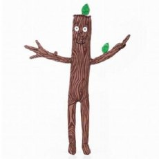 The Stickman Plush Toy