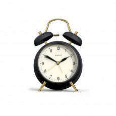 The Brass Knocker Alarm Clock - Matte Blue