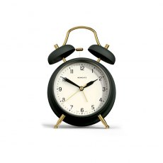 The Brass Knocker Alarm Clock - Matte Green