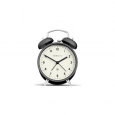 The Charlie Bell Alarm Clock - Matte Black