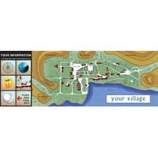 The Prisoner Village Map