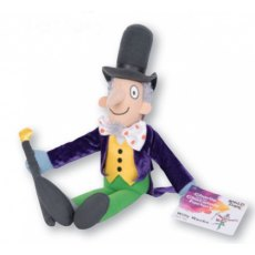 Roald Dahl Willy Wonka Soft Toy