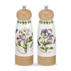 Botanic Garden Salt & Pepper Mill Boxed Set