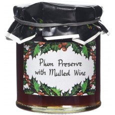 Portmeirion Plum Preserve With Mulled Wine