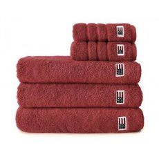 Lexington Original Towel Dark Red 70 x 130cm