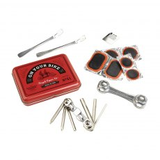 Gentleman's Hardware Bicycle Tool & Puncture Kit