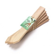 Giant Wooden Labels Pk 5