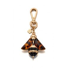 Orla Kiely Bee Bag Charm