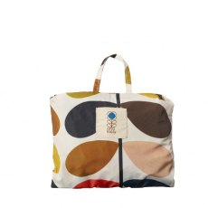 Orla Kiely Multi Stem Foldaway Travel Bag