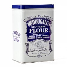 McDougall's Small Self-Raising  Flour Tin