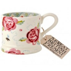 Emma Bridgewater Rose & Bee 1/2pt Mug