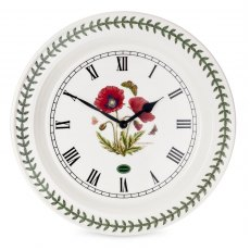 BG Wall Clock Poppy