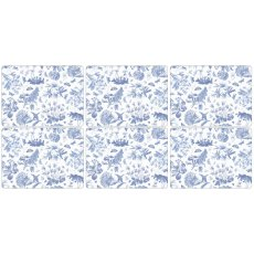 Pimpernel Botanic Blue Placemats Set of 6