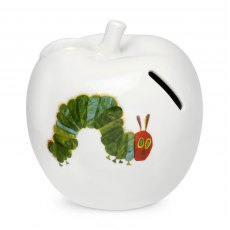 Portmeirion The Very Hungry Caterpillar Apple Money Box