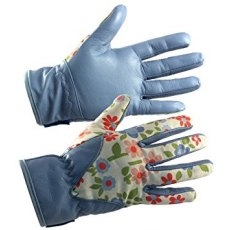 Laura Ashley Light Duty Garden Gloves Large