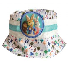 Peter Rabbit & Friends Garden Hat 3-6 Years