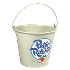 Peter Rabbit & Friends Metal Bucket