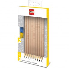 LEGO (Graphite) Pencil Set