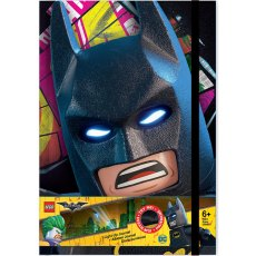 LEGO Batman the Movie Light Up A5 Journal