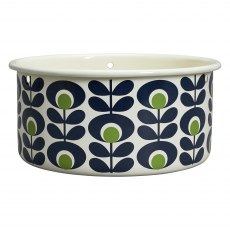 Orla Kiely Large Hanging Pot