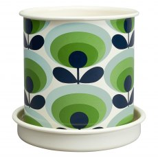 Orla Kiely 70'S Flower Large Plant Pot