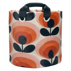 Orla Kiely Large Fabric Plant Bag