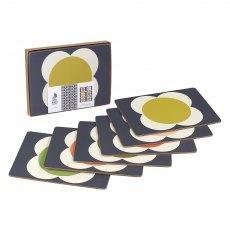 Orla Kiely Flower Spot Placemat Set