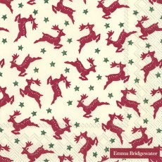 Emma Bridgewater Reindeer Lunch Napkins