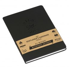 Gentleman's Hardware Waterproof Notebook
