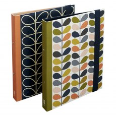 Orla Kiely Flowers Ring Binder Set
